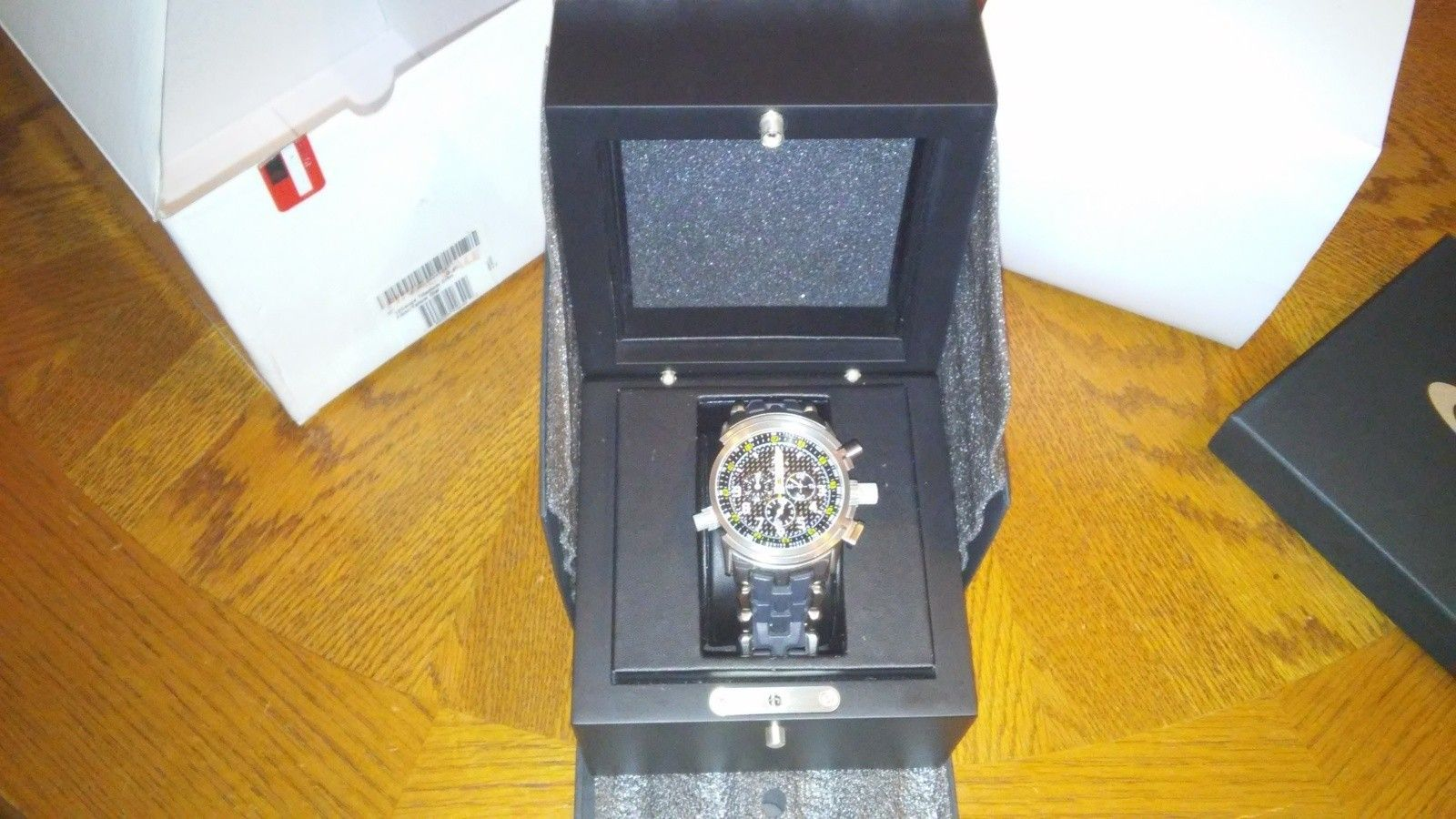 12 gauge titanium/carbon fiber watch - 20150323_153316.jpg