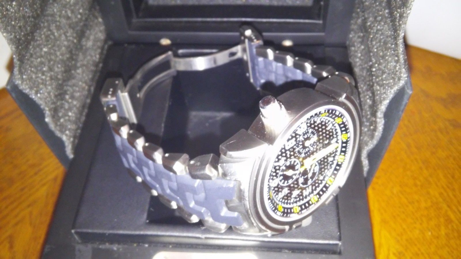 12 gauge titanium/carbon fiber watch - 20150323_153339.jpg