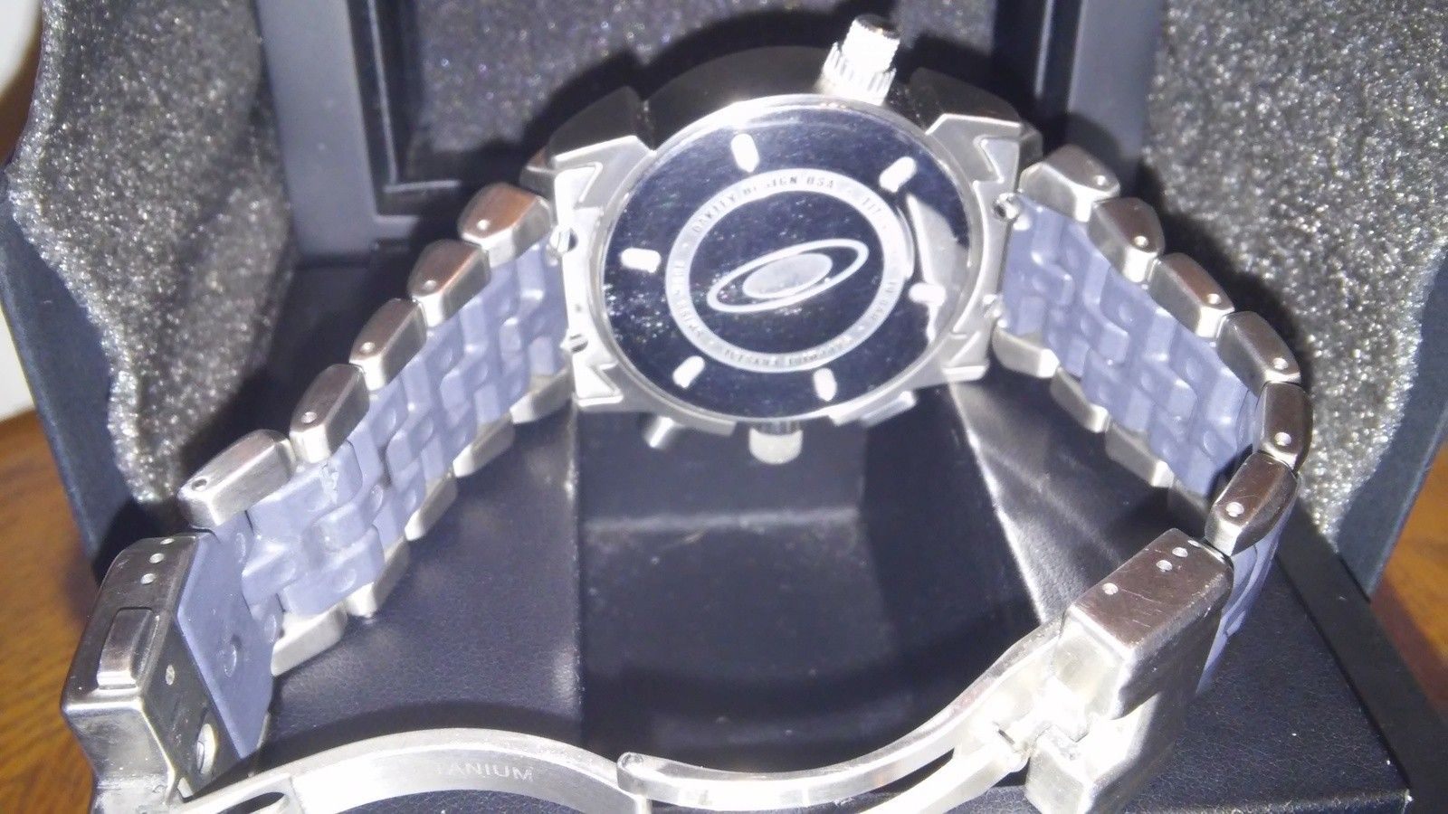 12 gauge titanium/carbon fiber watch - 20150323_153426.jpg