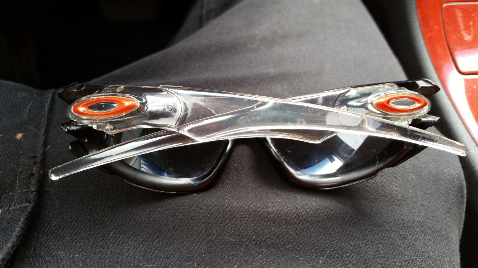 Are these authentic Oakley? - 20150625_152330.jpg