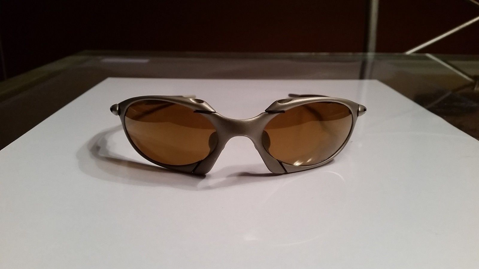 Oakley Romeo XMetal low serial number - 20150703_202746.jpg
