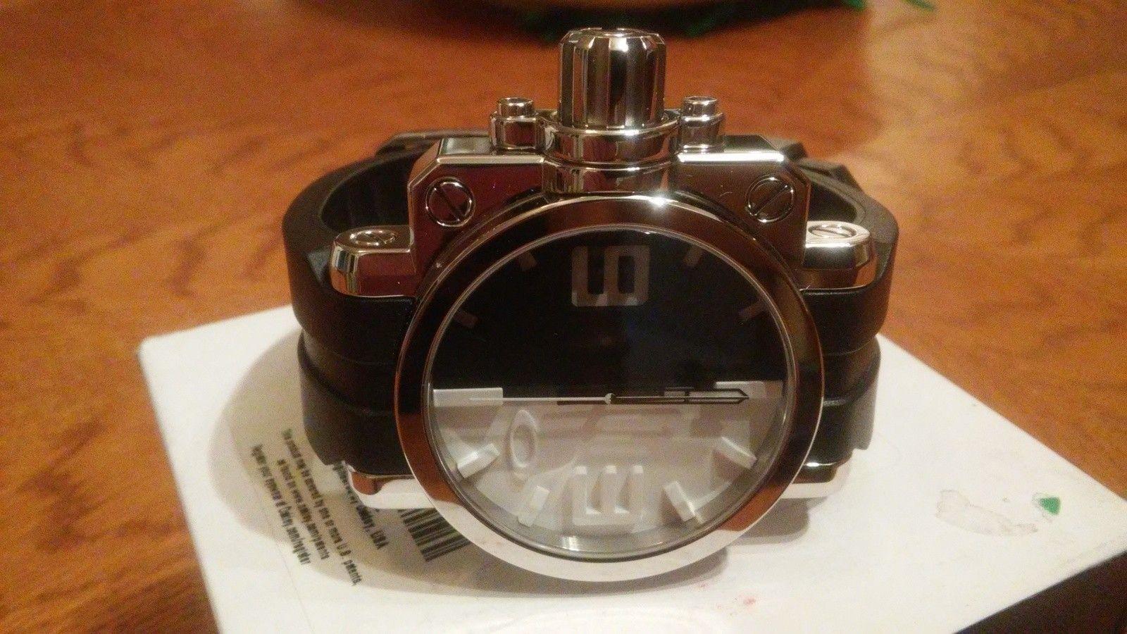 Oakley polished black/white gearbox(bnib) - 20150706_085831.jpg
