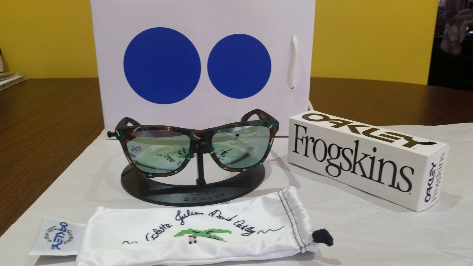 A few Frogskins for sale(1 more added and a couple of price drops) - 20150811_105503.jpg