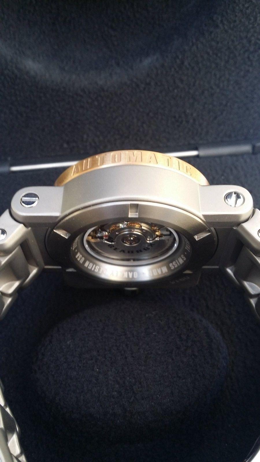 Gearbox Automatic Bracelet - 20150829_090440.jpg