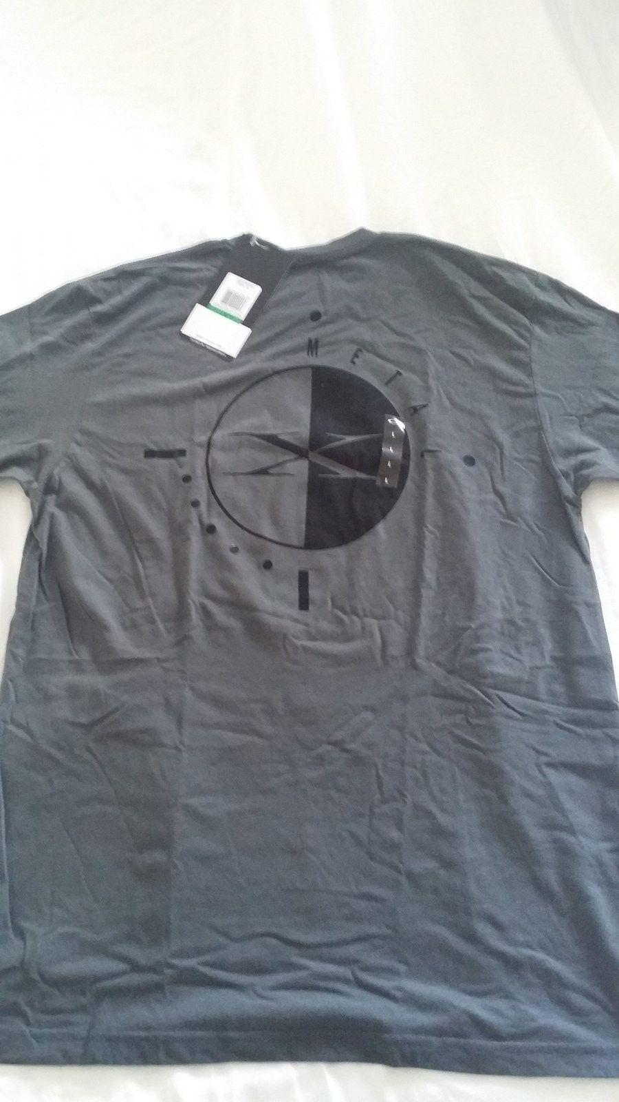 Black Metal Tee AND Dk Hthr Gry Orbital Tee (Size Large) - 20150829_114713.jpg