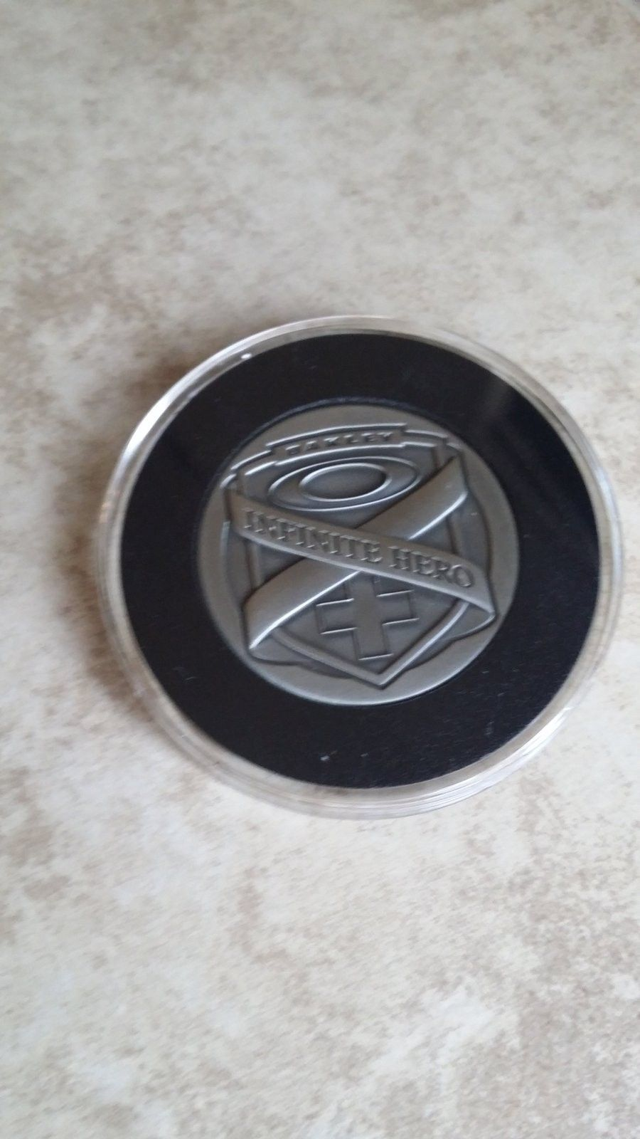 Infinite Hero Coin - 20150904_170751.jpg