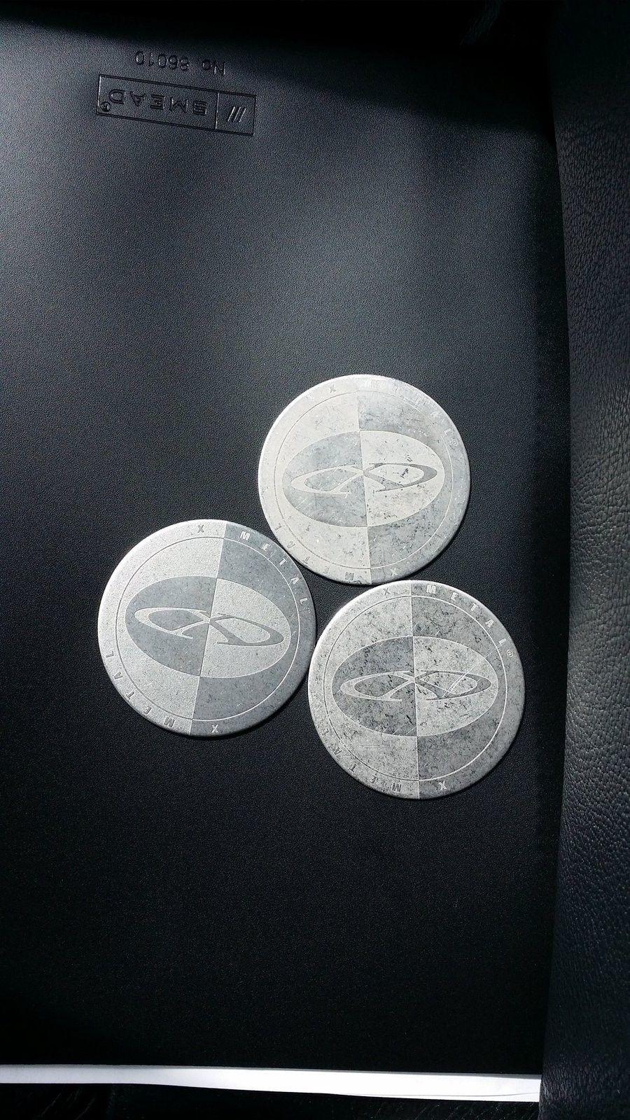 3 X Metal Coins - 20150910_121155.jpg
