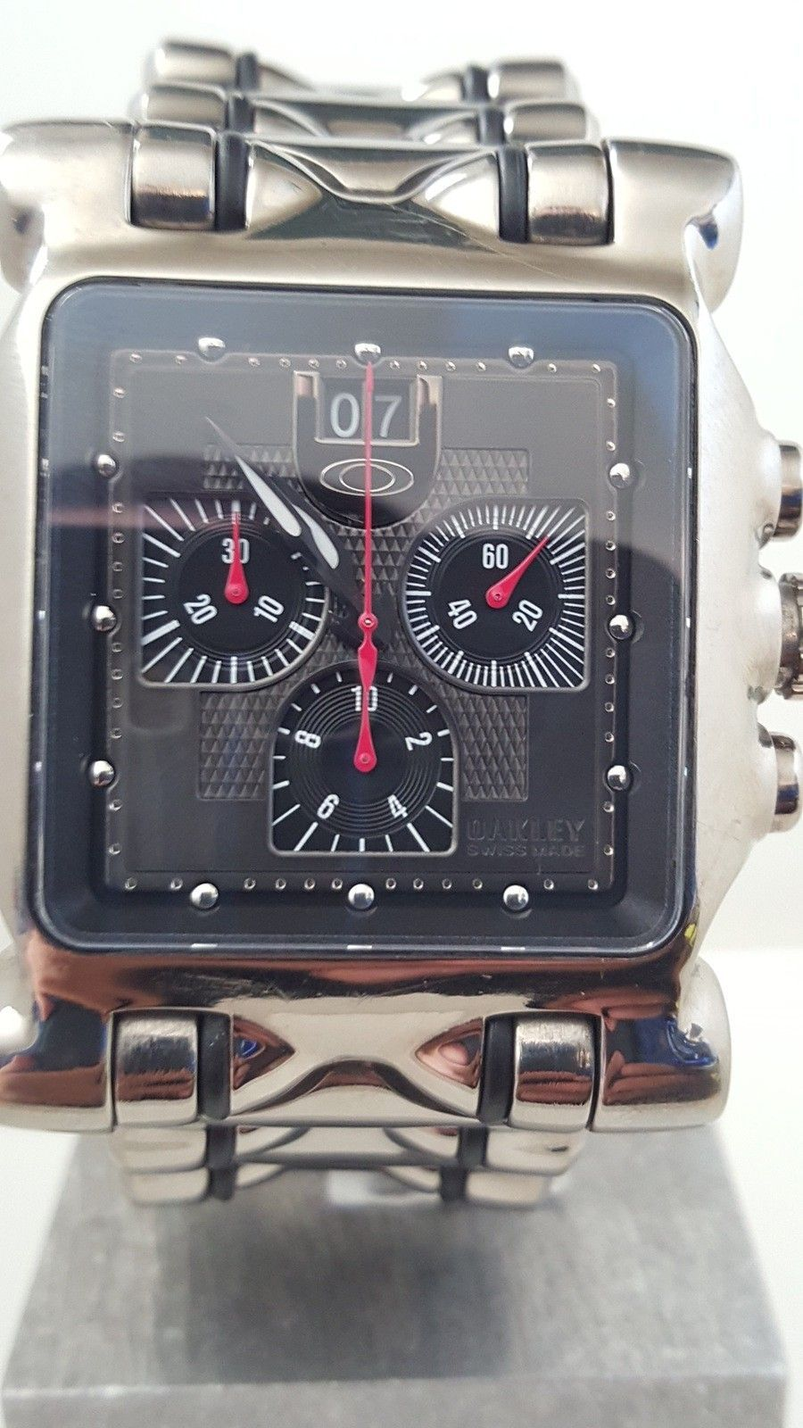 Minute Machine -Custom Polished - Black - Titanium Originally - 20150919_142226.jpg
