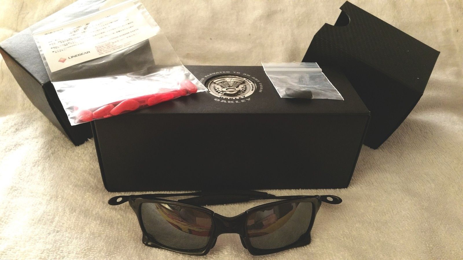 XS POLISHED carbon with BIP lenses (with extras) **PRICE DROP** - 20150926_191421.jpg