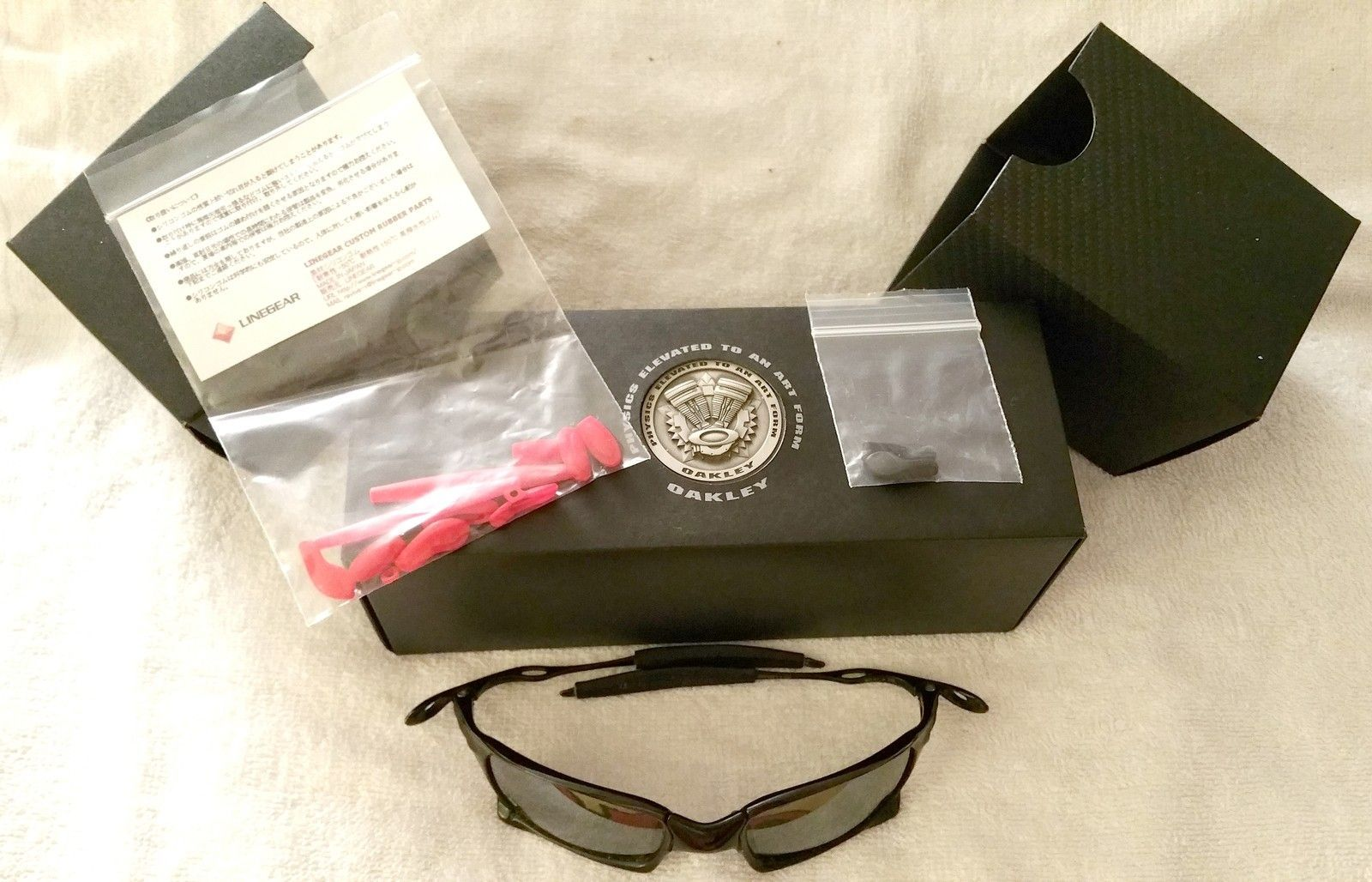 XS POLISHED carbon with BIP lenses (with extras) **PRICE DROP** - 20150926_191445.jpg