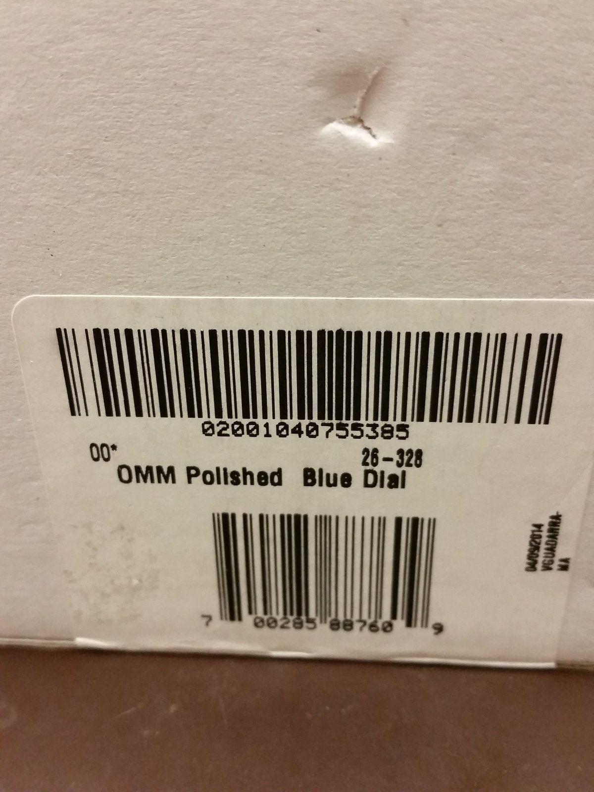 BNIB Polished MM's Blue and Black - 20150930_114241.jpg