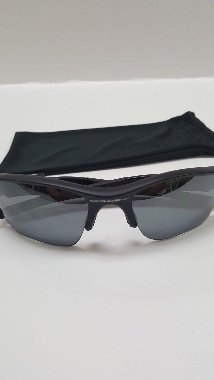 PRICE 2 MOVE - Flak Matte Black / Black Iridium Polarized Lens - 70.00 Shipped - 20151006_150148.jpg.jpeg