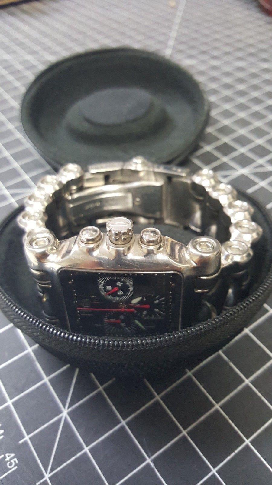 Minute Machine -Custom Polished - Black - Titanium Originally - 20151007_163752.jpg