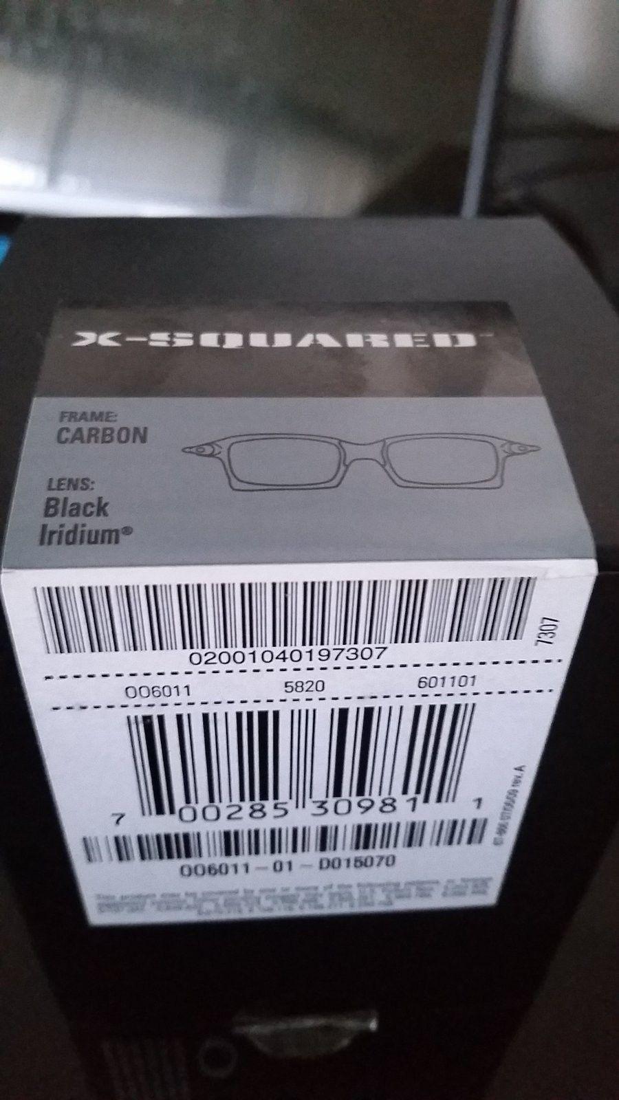 BNIB XS carbon with BI lenses - SKU 6011-01 - 20151012_175524.jpg