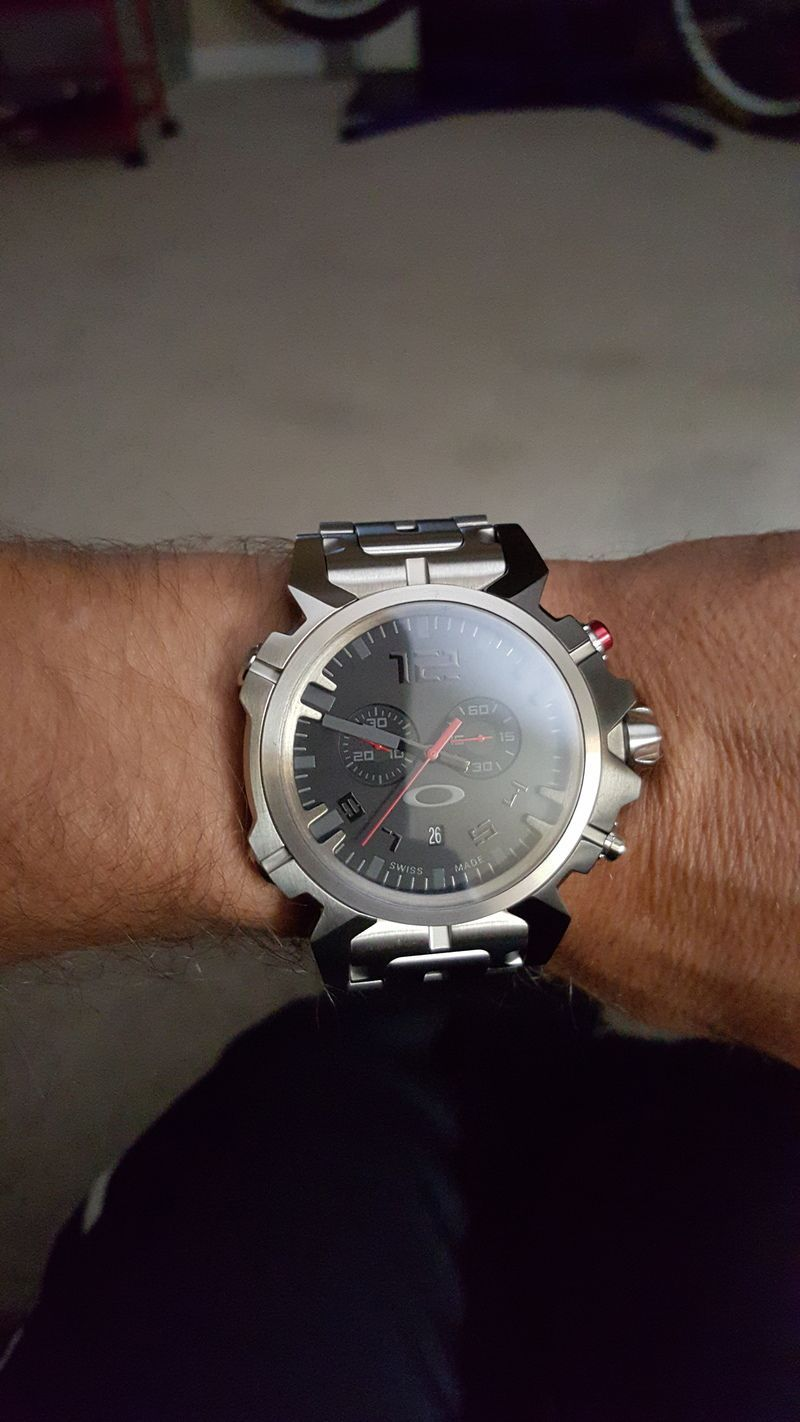 Double Tap Stainless Watch for sale - 20151026_214840.jpg