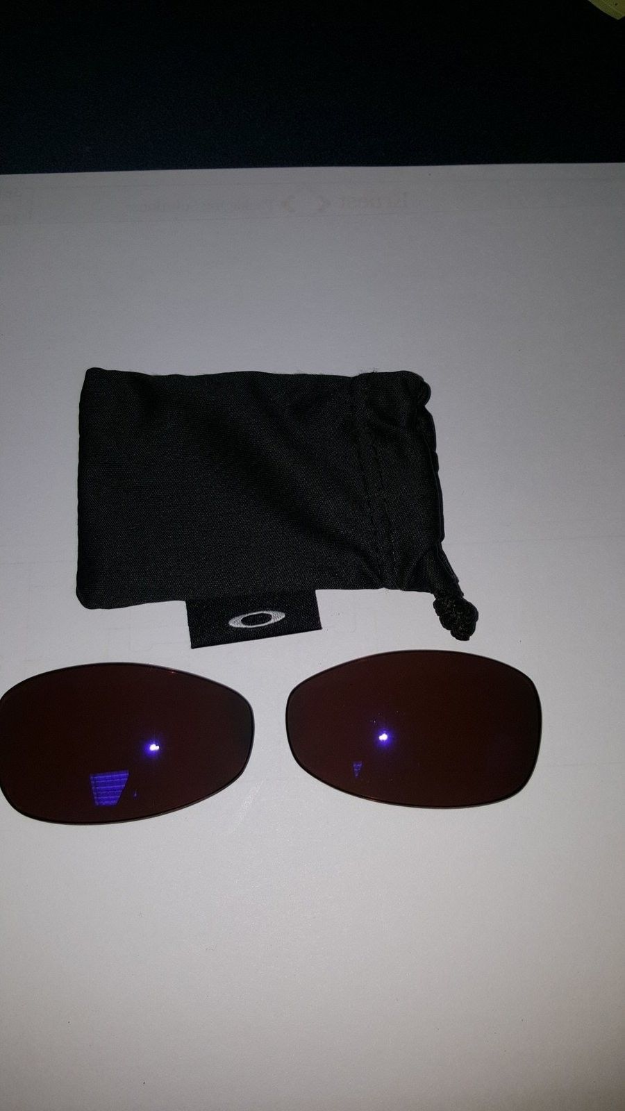 Juliet - 00 Red Iridium Polarized Lens - 95.00 Shipped - 20151027_113327.jpg.jpeg