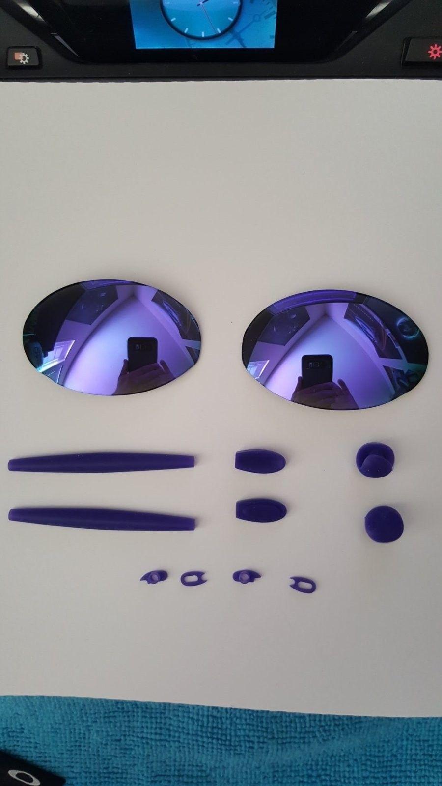 Romeo 1 IH style  Purple Lens/Rubbers 135.00 - Conus  - obo considered - 20151108_140926.jpg.jpeg
