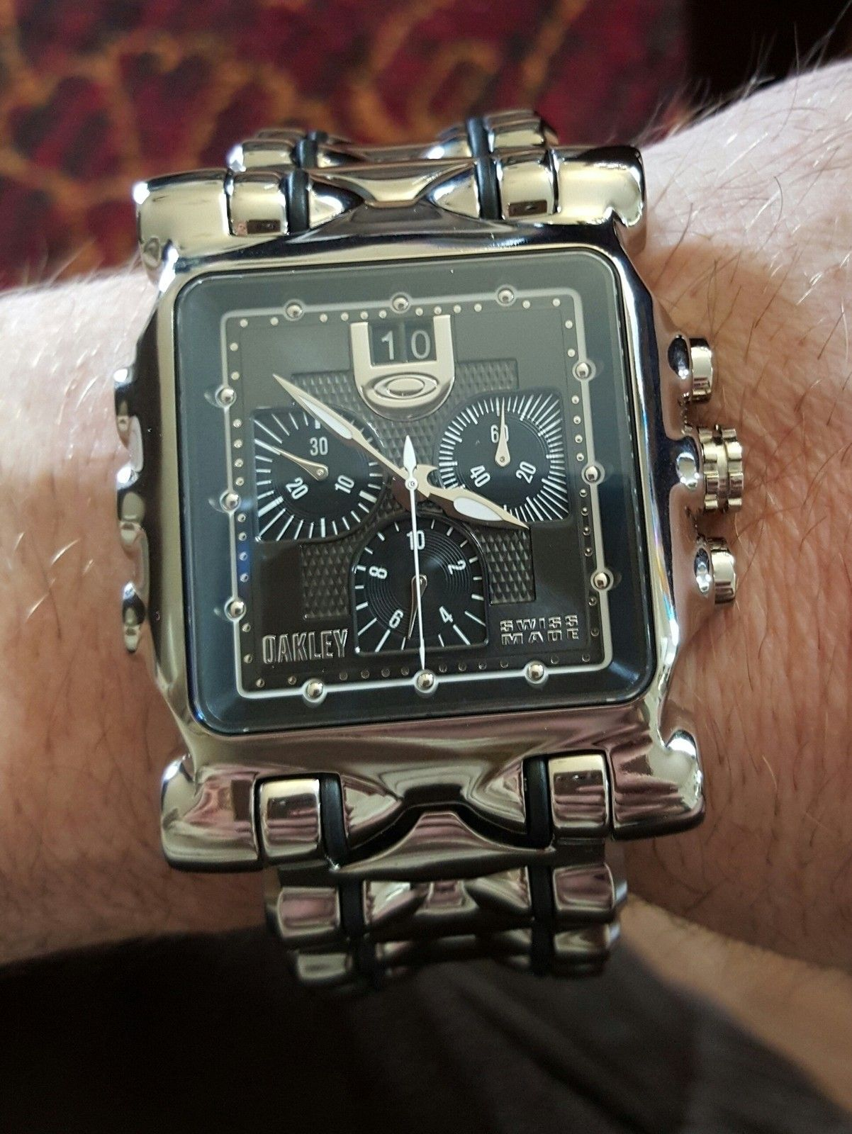 Second watch.. damn this seems to be as addictive as collecting x metals - 20151110_155120-1.jpg