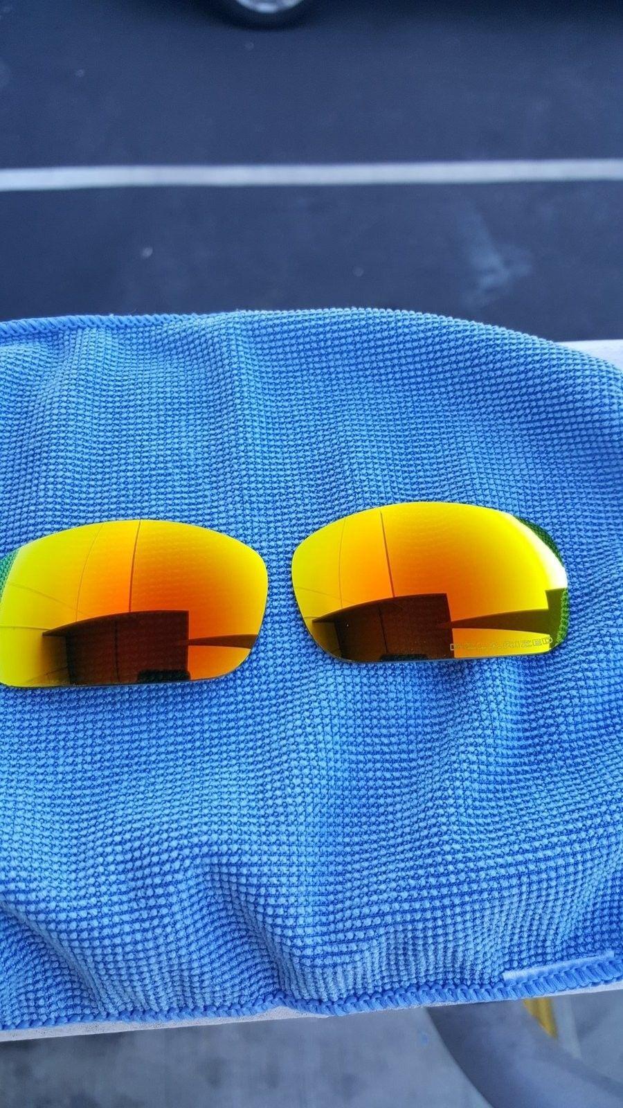 70.00 SHIPPED -Price Drop-  Fire Polarized - OEM Lens - X Squared - 20151111_092401.jpg.jpeg