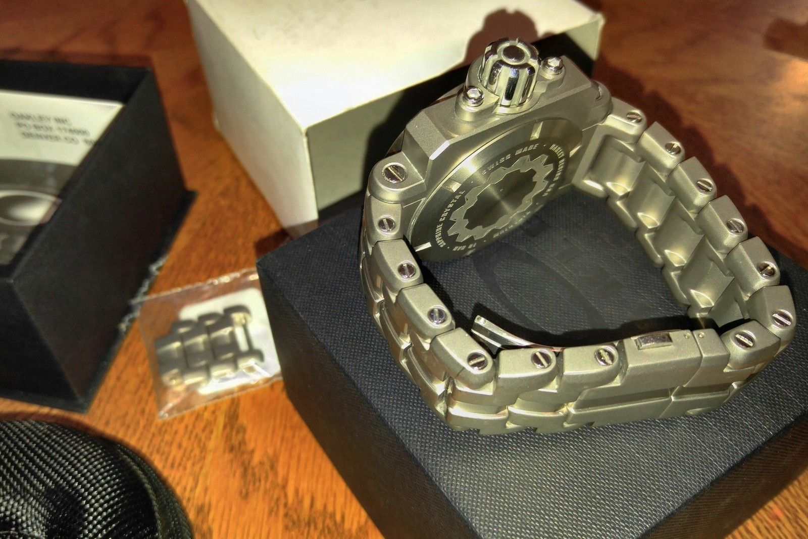 Gearbox with ti band - 20151130_151958-1.jpg