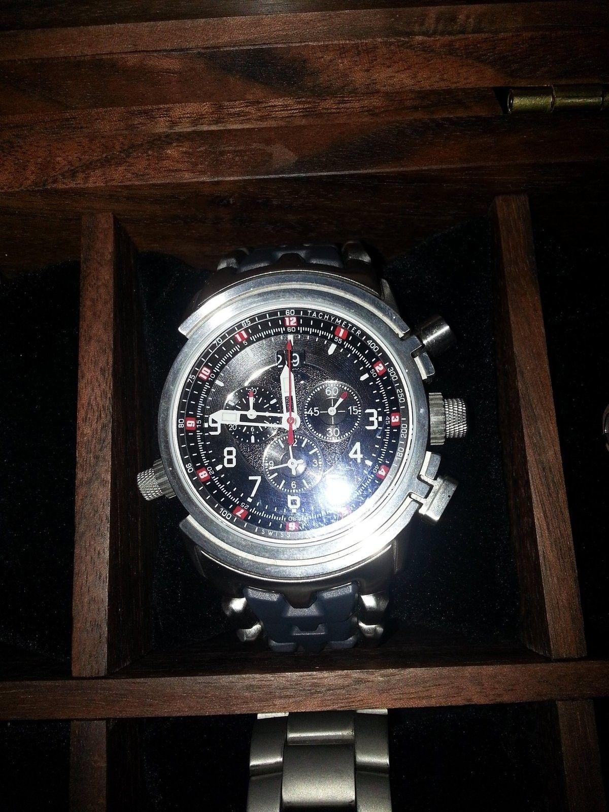 Got a new watch box.....collection growing - 20151201_220226.jpg