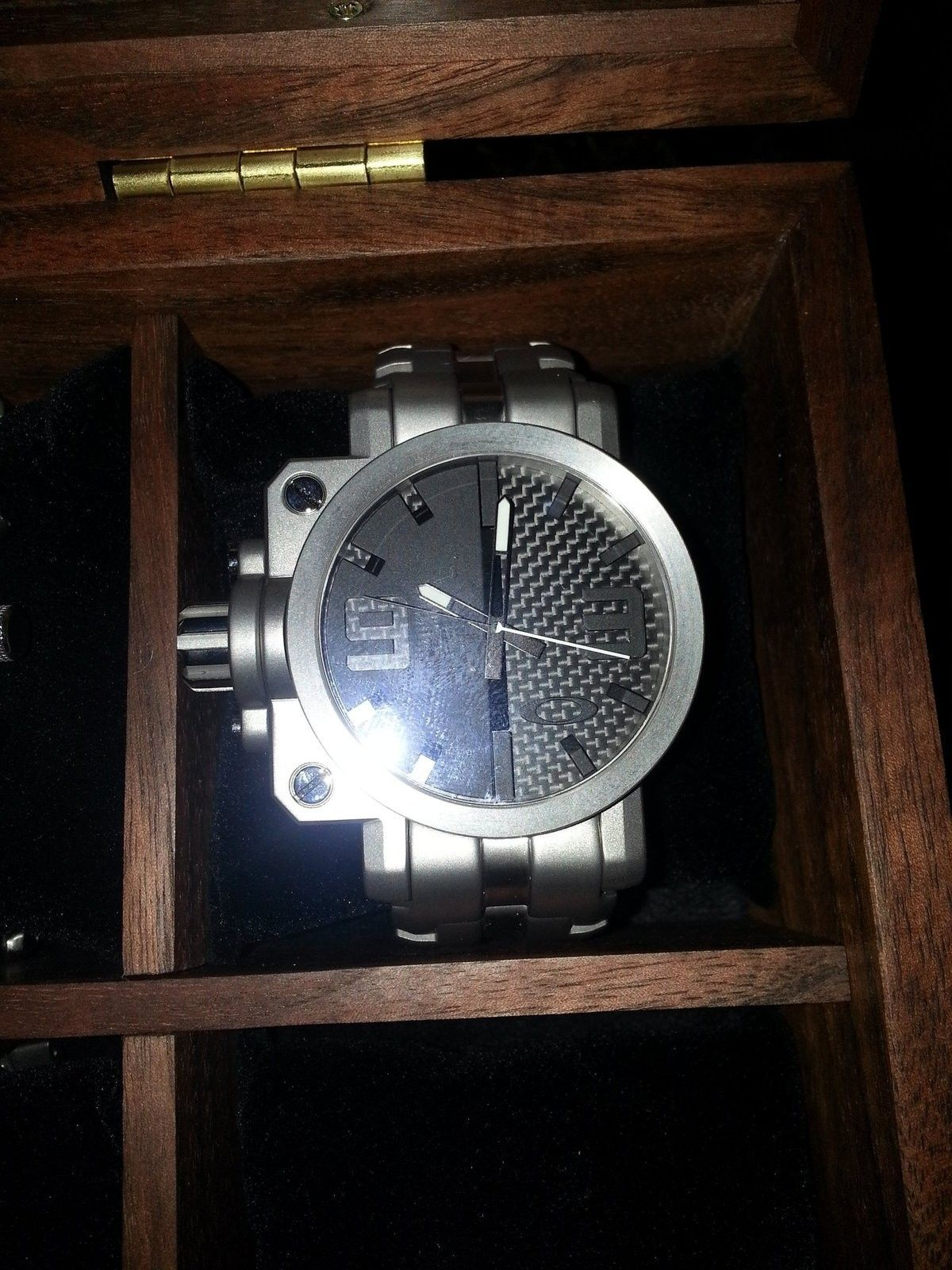 Got a new watch box.....collection growing - 20151201_220231.jpg