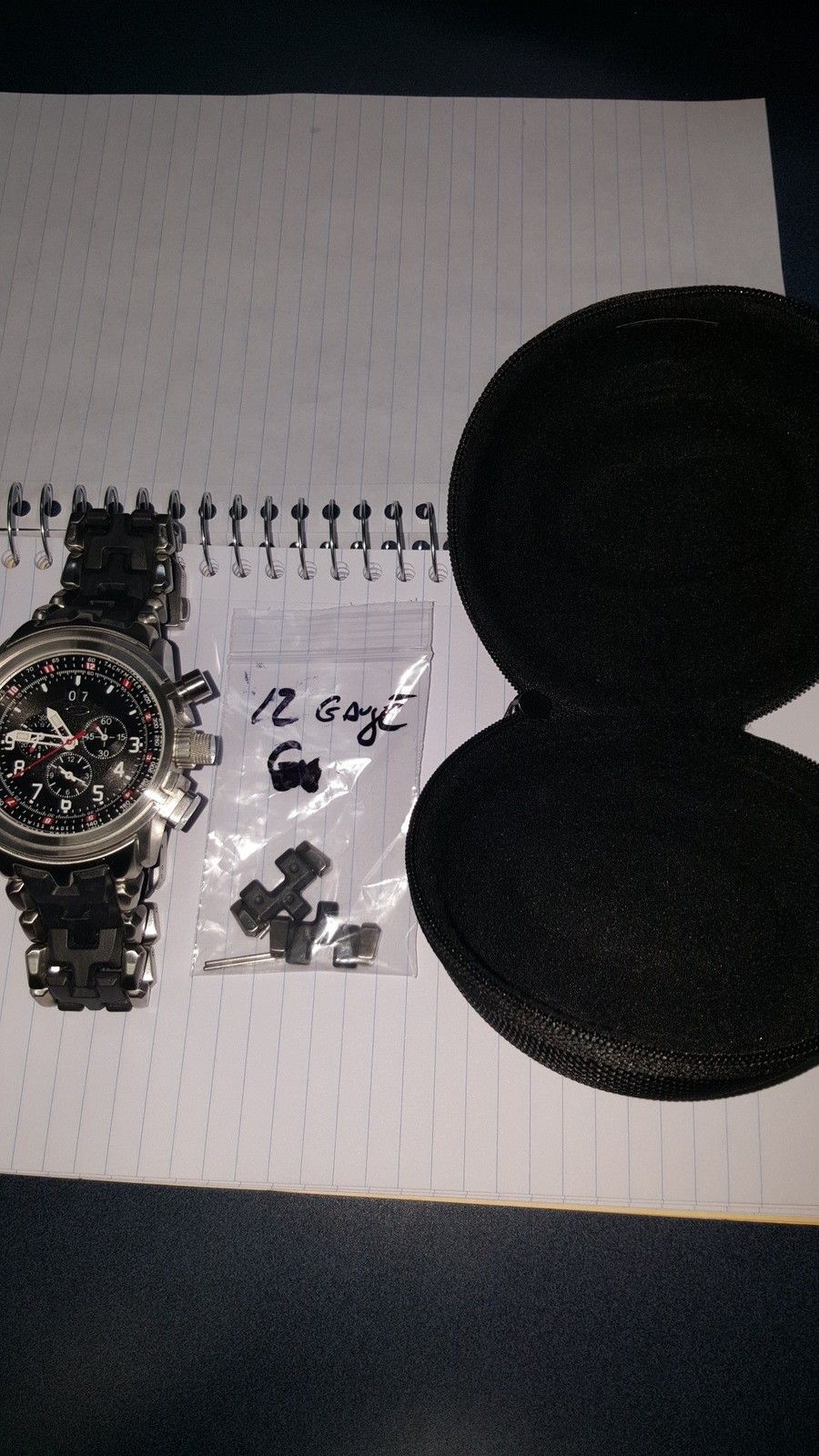 Great Damn Condition - 12 Guage Watch - 500. + Watch Valut - 20151209_094514.jpg.jpeg