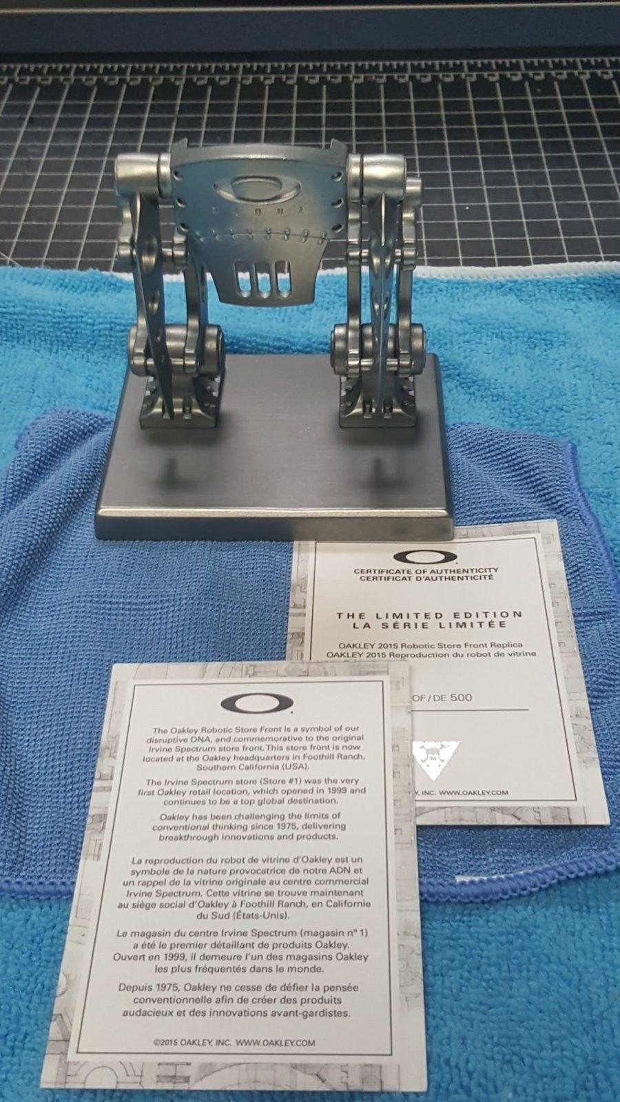 Oakley Robot Storefront - 260.00 Shipped -CONUS - 20151228_150004.jpg