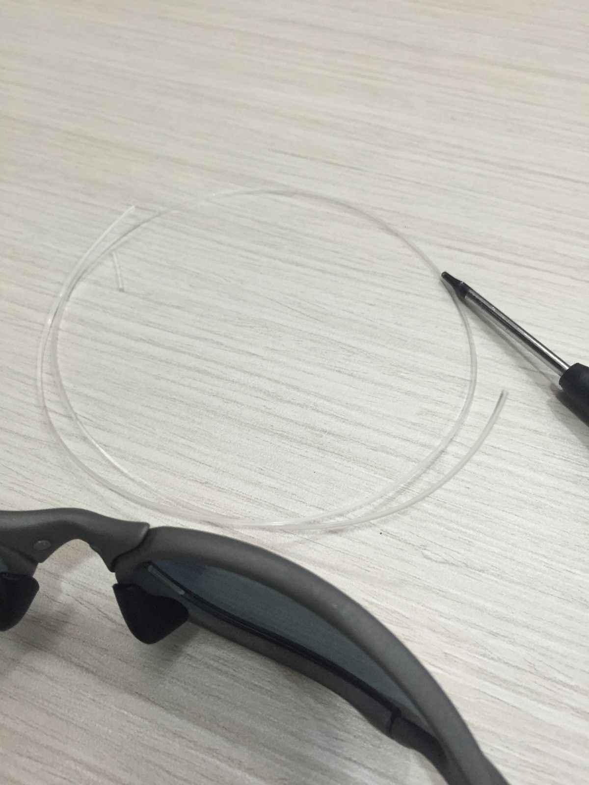 Oakley Penny - X - Metal Refinished - Aftermarket Wiggly Lenses - Fix - 2016-03-16 12.32.58.jpg