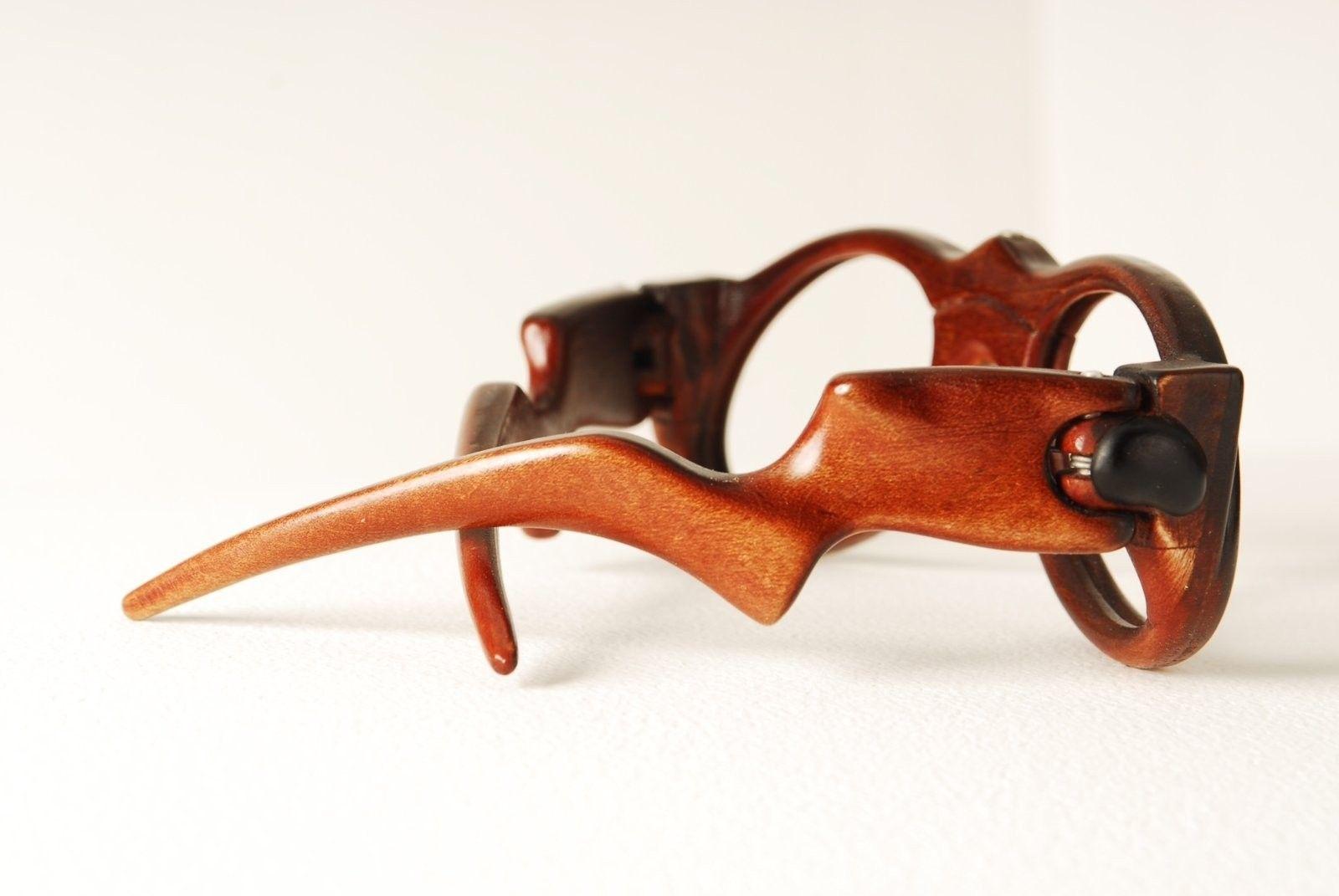 Spectacular Handmade Wooden Sunglasses - 2016-05 Jaromir Oval 22.JPG