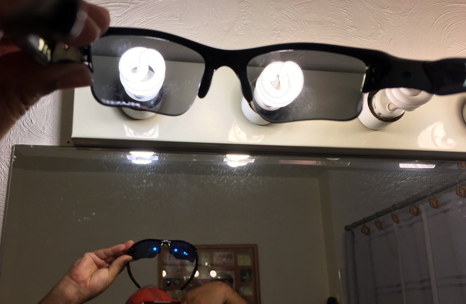 Flak Jacket 1.0 - 2 pairs - Polarized lenses - 2016-07-07 19.23.40.jpg