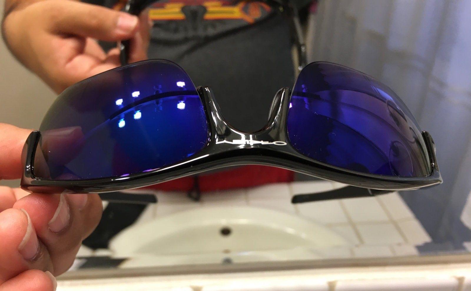 Flak Jacket 1.0 - 2 pairs - Polarized lenses - 2016-07-07 19.24.09.jpg
