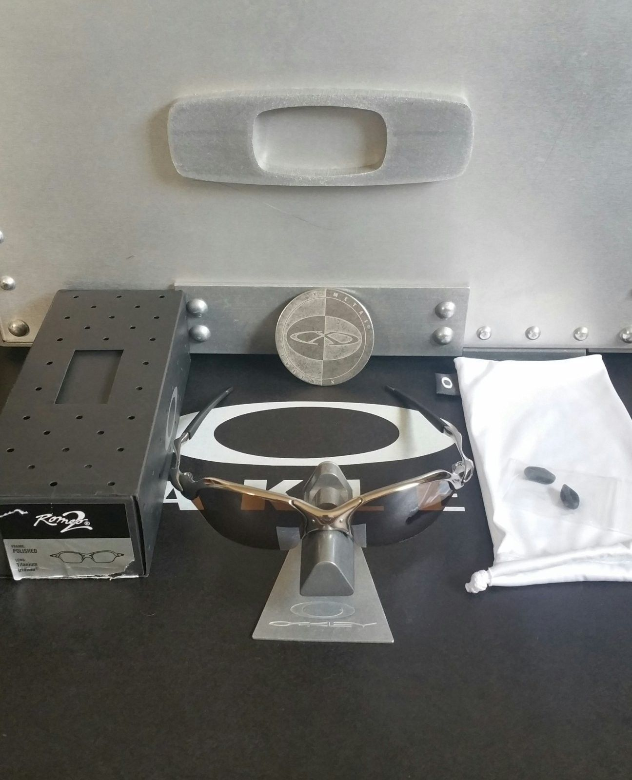 LNIB Romeo 2.0 polished Titanium - 2016-07-13 18.08.27.jpg