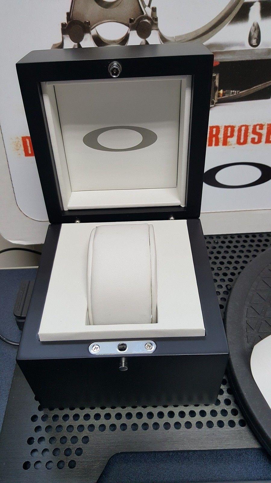 Double Tap - 800.00 Watch - Total Cost - Nib. w/metal bracelet w/case CONUS - 20160111_094933.jpg