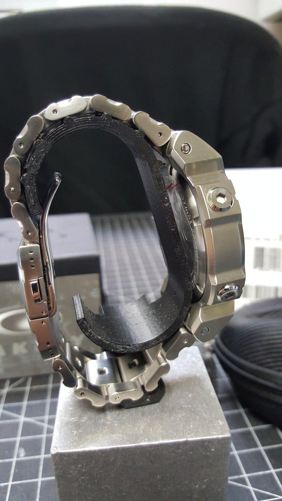 Double Tap - 800.00 Watch - Total Cost - Nib. w/metal bracelet w/case CONUS - 20160111_095003.jpg