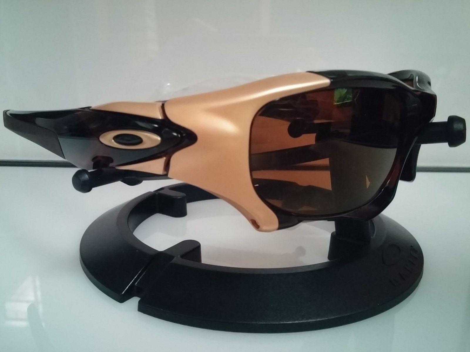 Oakley Root Beer Pit Boss II w Non OEM Polarized Lenses - 20160122_160709.jpg