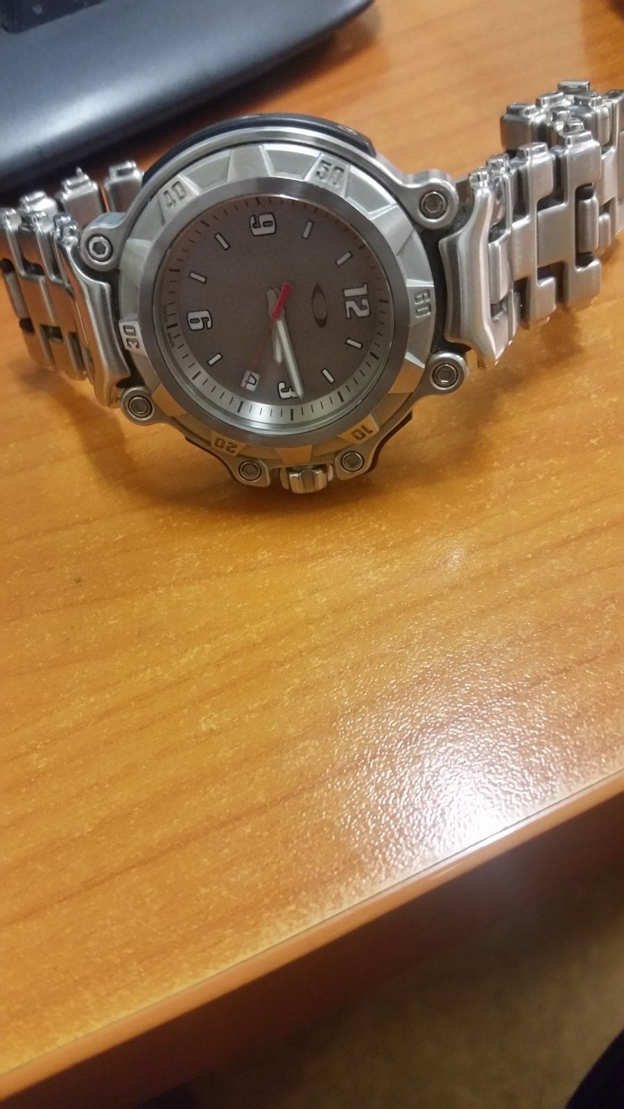 Latest addition to my watch collection - 20160204_151258.jpg