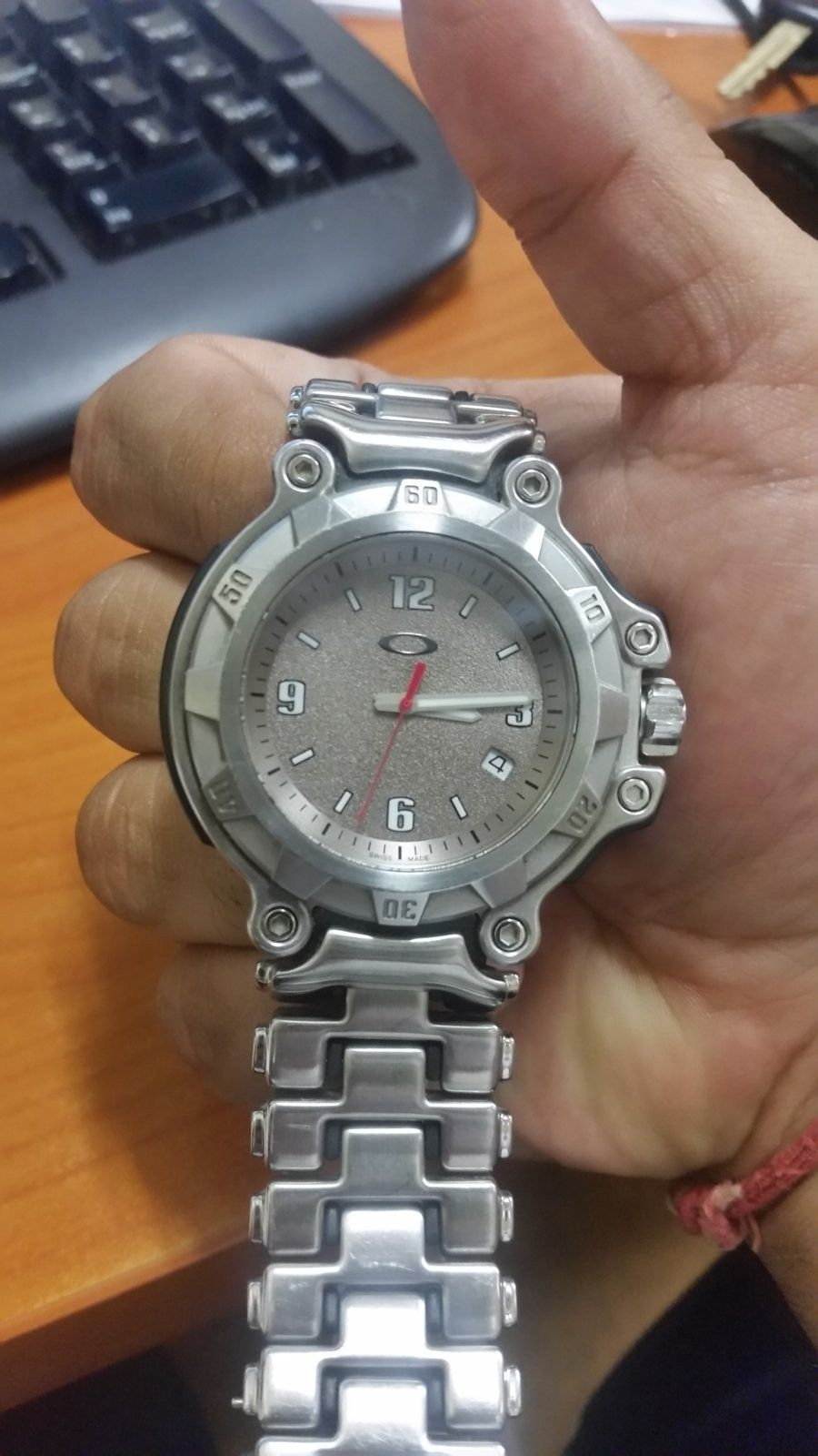 Latest addition to my watch collection - 20160204_151310.jpg