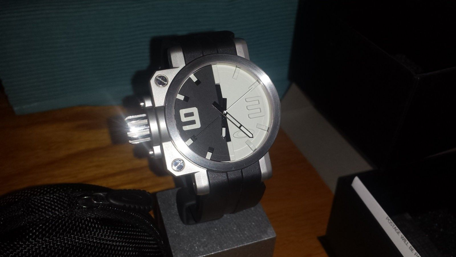 or selling Gearbox Black/Tan Dial - 20160319_124737.jpg