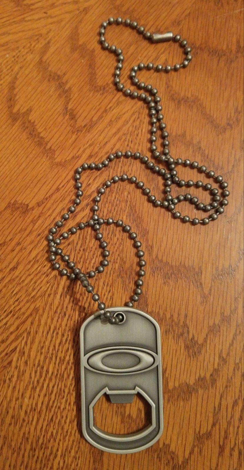 Bnib black leather wallet and bottle opener - 20160412_112740-1.jpg