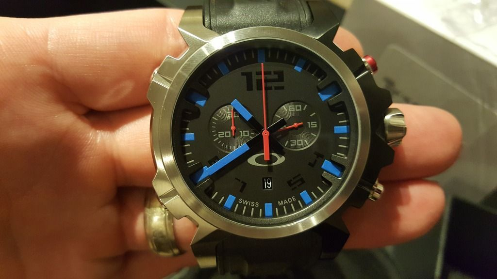 Double Tap Watch - Blue Face ***SOLD*** - 20160421_233814.jpg