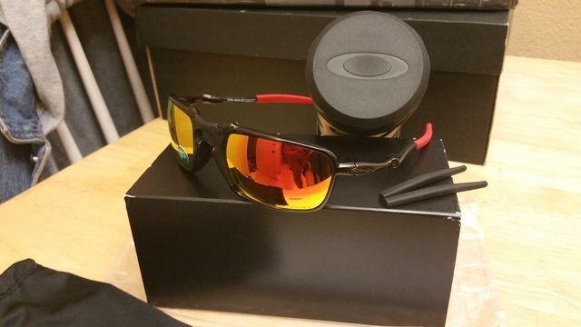 Reduced $185 BNIB Badman Dark Carbon Ruby & Red Earsocks - 20160509_201904_zpsnyq3j6gp.jpg