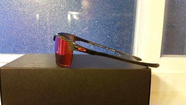 $150 Carbon Blade Polished Carbon Fiber OO Red Iridium Polarized - 20160510_195823_zpsxawg1hwx.jpg