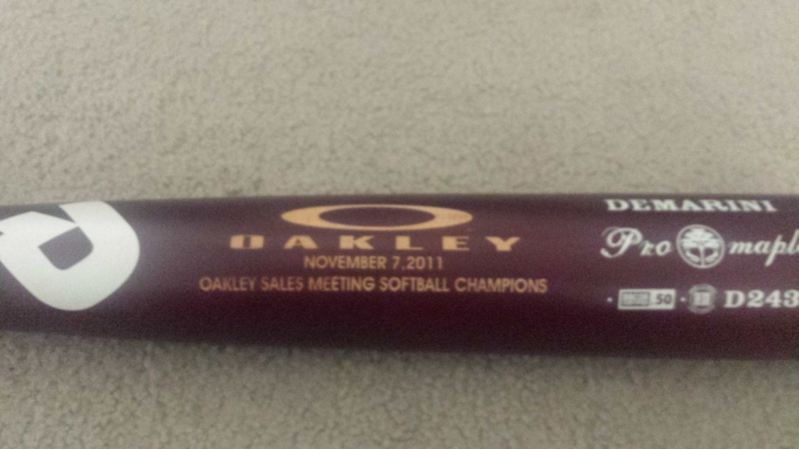 Oakley Baseball Bat - 20160602_114003.jpg