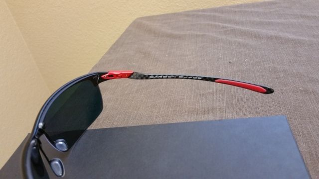 $185 OBO Ferrari Carbon Blade Polished Carbon Fiber Ruby Iridium Polarized - 20160611_133432_zps98rn1cpu.jpg