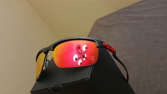$185 OBO Ferrari Carbon Blade Polished Carbon Fiber Ruby Iridium Polarized - 20160611_133515_zpsqeo0geq7.jpg
