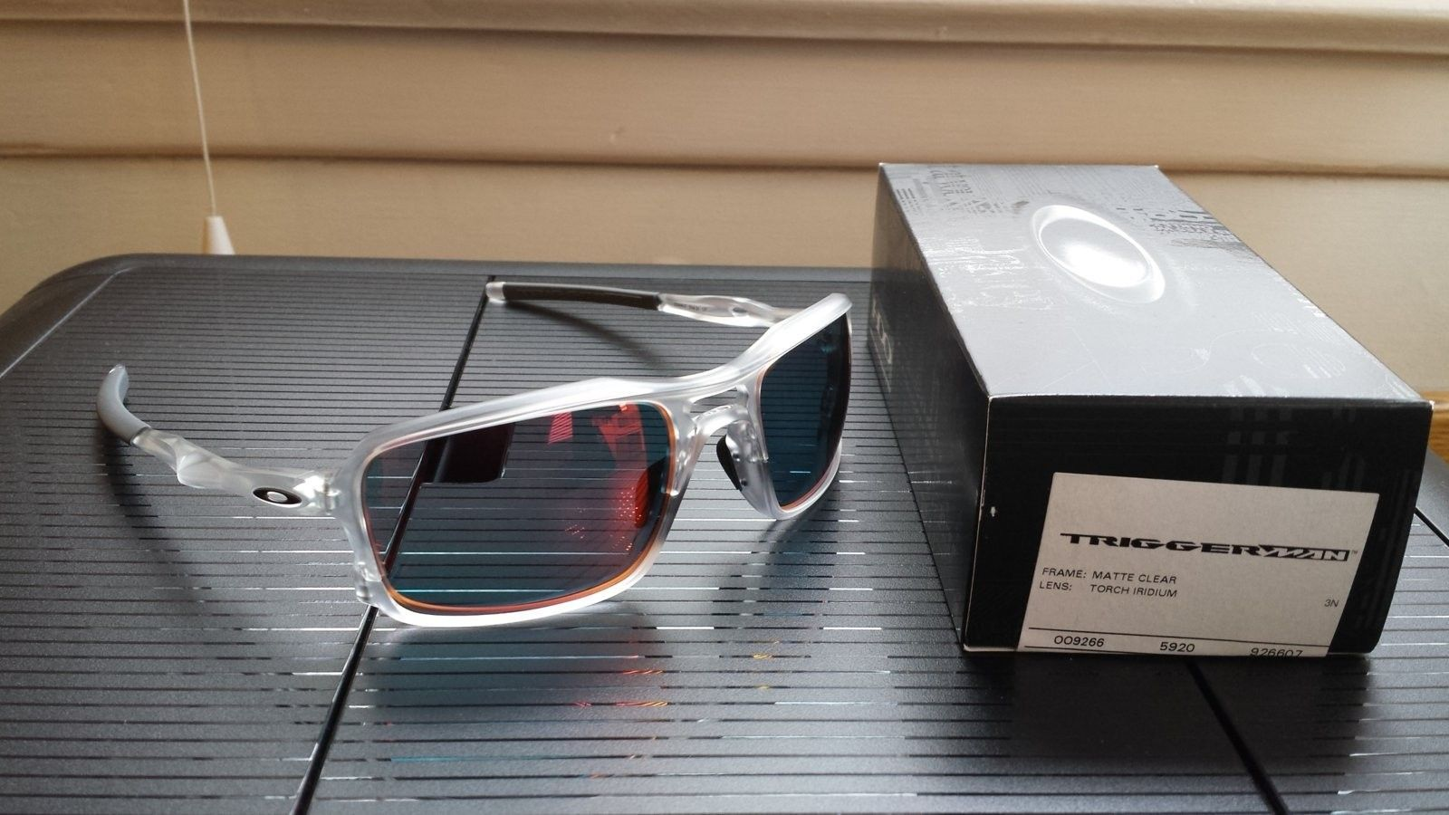 Matte Clear/ Torch Triggerman - 20160612_133059.jpg