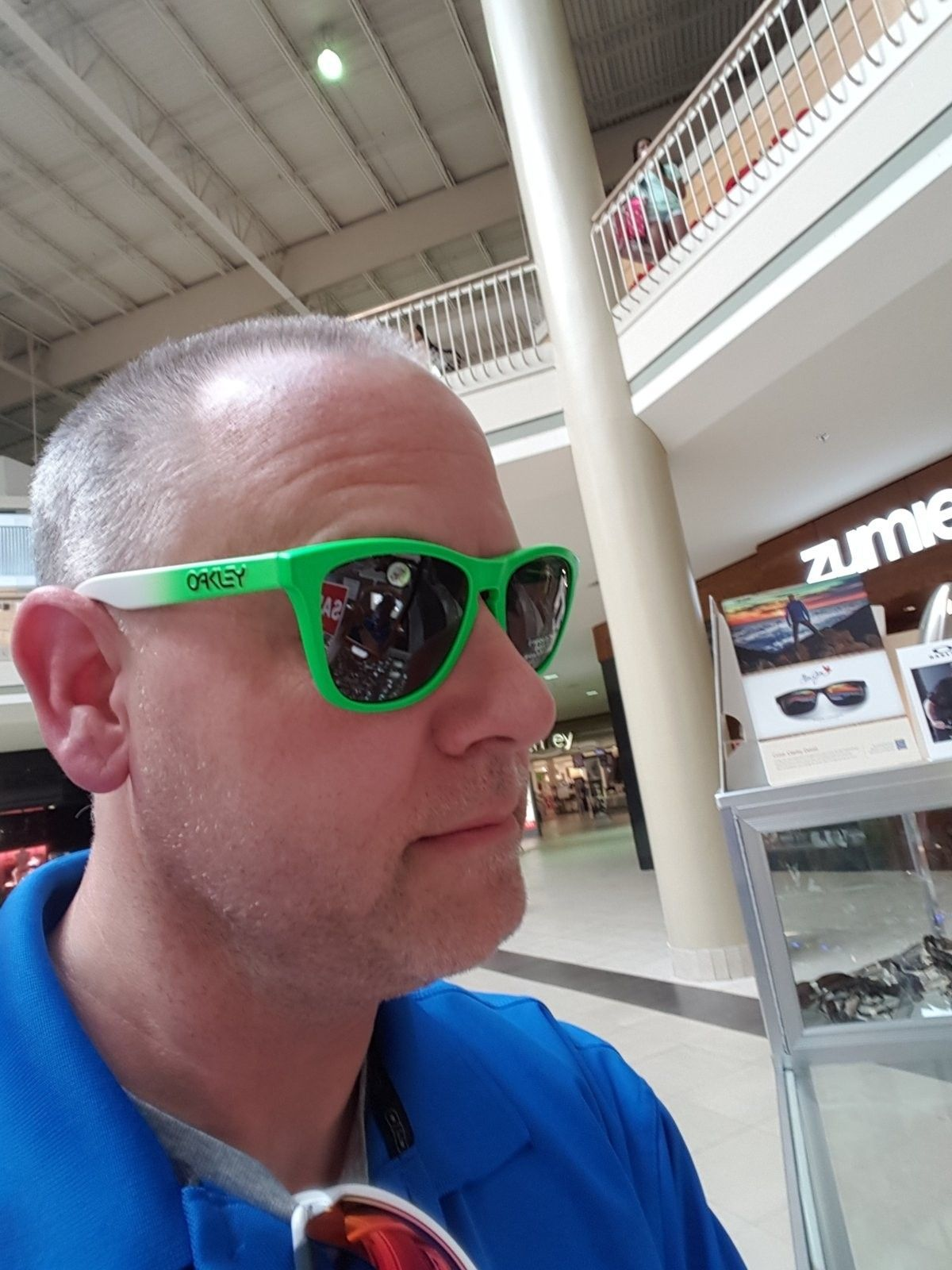 Oakley Green Fade Collection - available now! - 20160714_180720.jpg