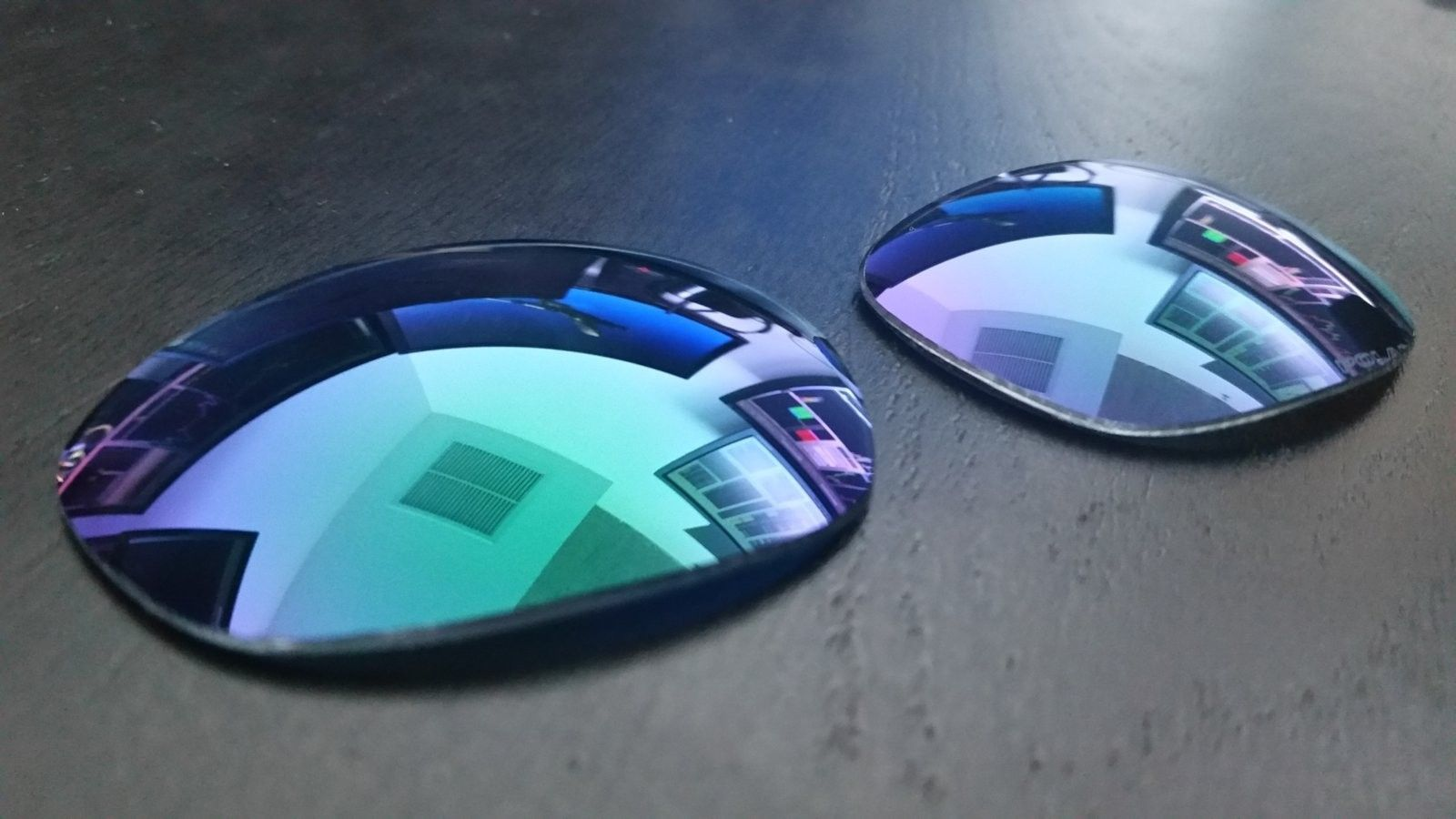 Jade Polarized lenses for XX - custom cut by Chris A Hardaway - 20160916_142946.jpg
