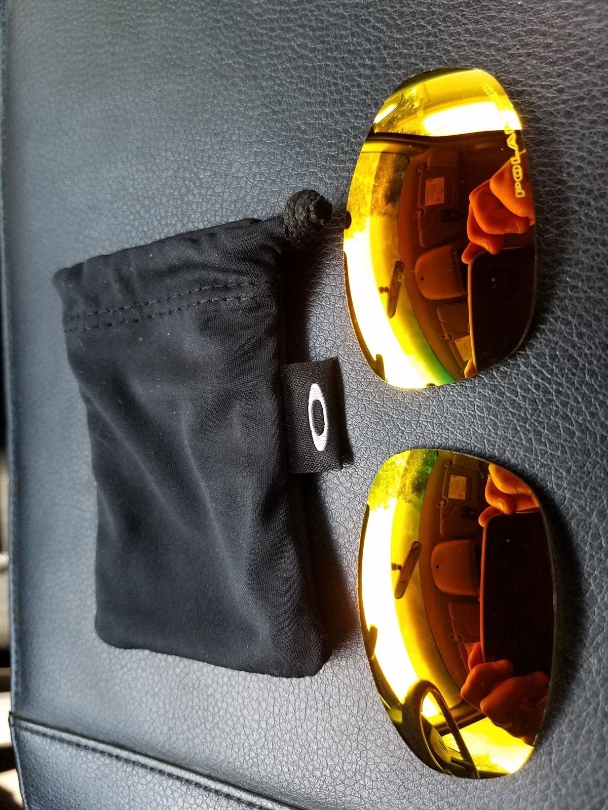 Juliet Fire Iridium Polarized lenses - 20160922_104038.jpg